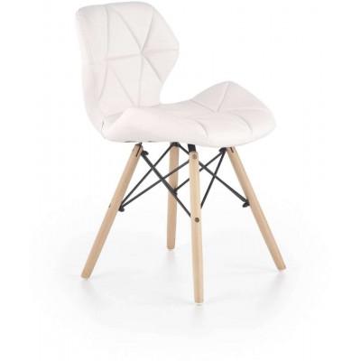 K281 krzesło białe Halmar
