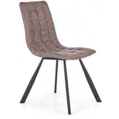 K280 krzesło brązowe