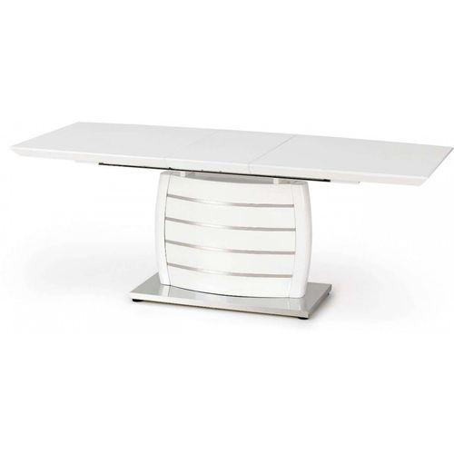 Onyx stół rozkładany biały Halmar