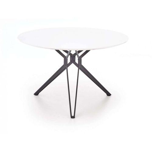 Pixel stół okrągły biały 120 Halmar