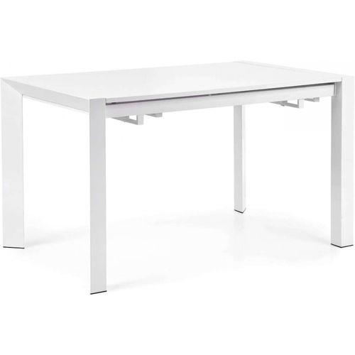 Stanford XL stół rozkładany biały Halmar