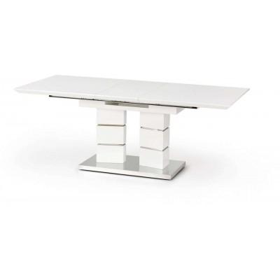 Lord stół rozkładany biały Halmar