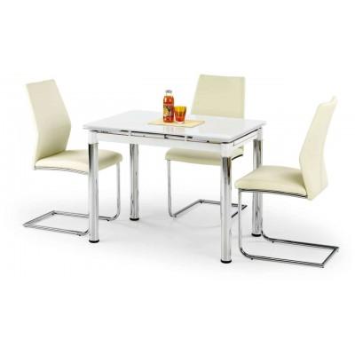 Logan 2 stół biały Halmar