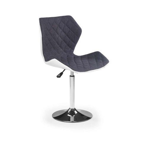 Matrix 2 fotel biało-popielaty Halmar