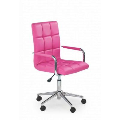 Gonzo 2 fotel młodzieżowy różowy Halmar