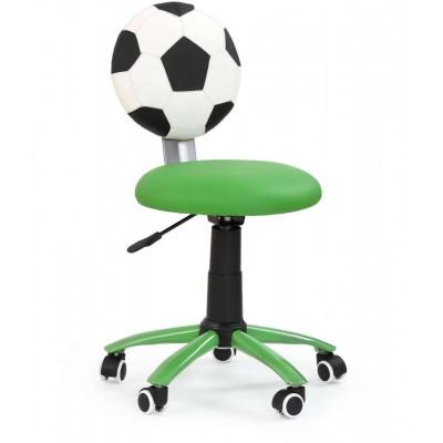 Gol krzesło obrotowe dziecięce piłkarskie Halmar