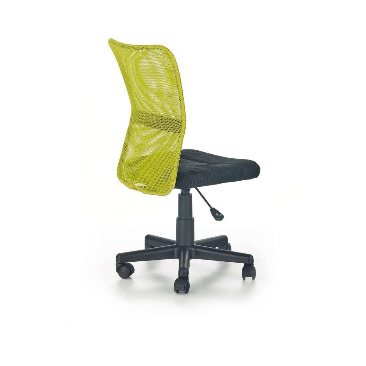 Dingo fotel młodzieżowy limonkowy