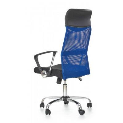 Vire fotel biurowy niebieski Halmar