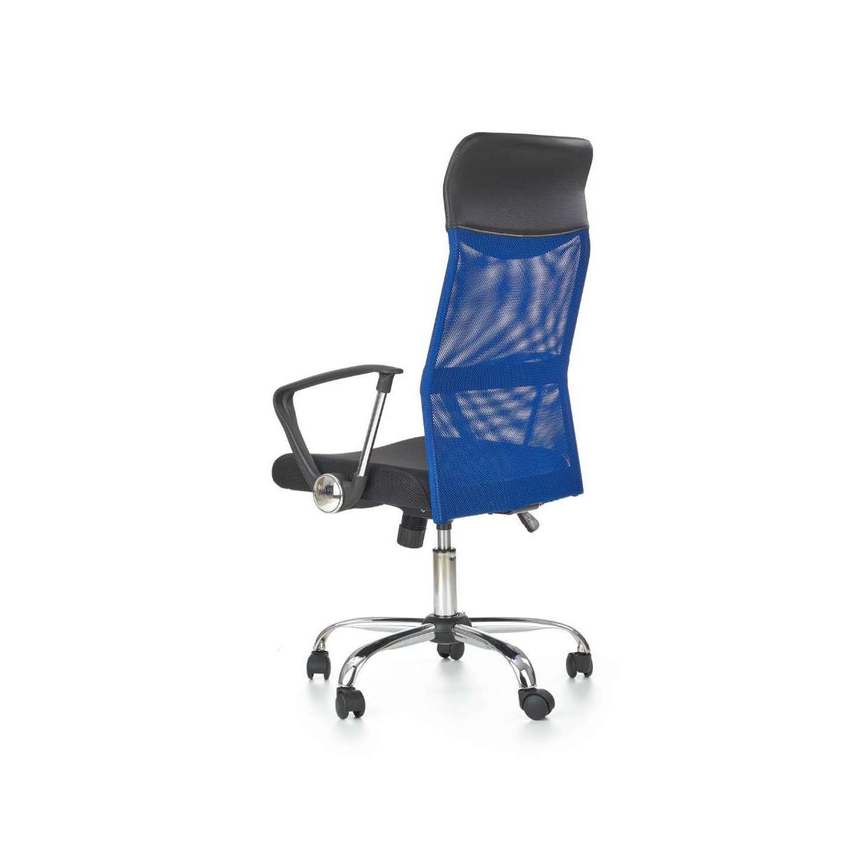Vire fotel biurowy niebieski