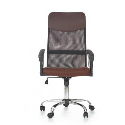 Vire fotel biurowy brązowy Halmar