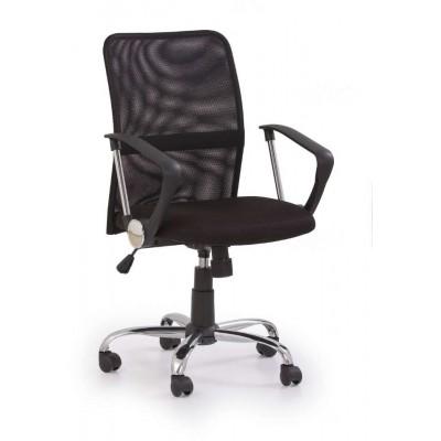 Tony fotel biurowy czarny Halmar
