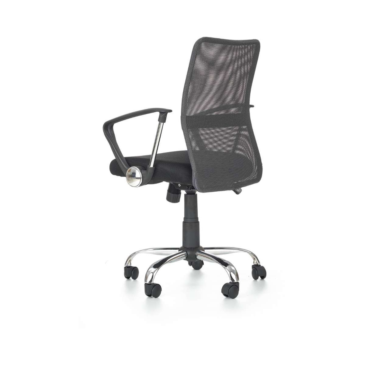Tony fotel biurowy popiel