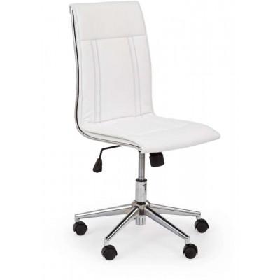 Porto krzesło biurowe białe Halmar