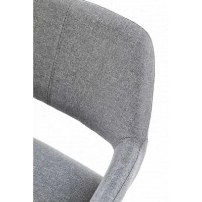 Morel fotel biurowy popiel Halmar