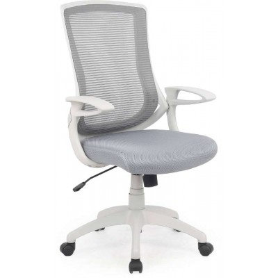 Igor fotel biurowy popiel / jasny