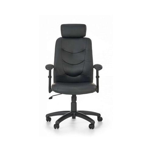 Stilo fotel biurowy czarny Halmar