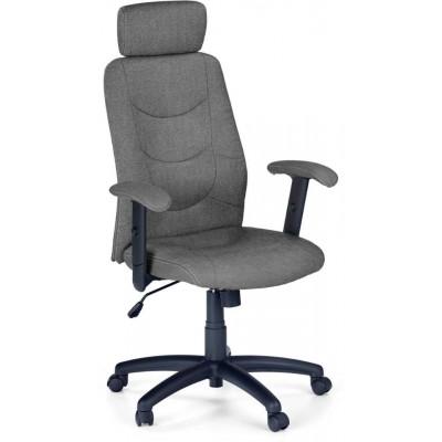 Stilo 2 fotel biurowy ciemny popielaty Halmar