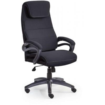 Sidney fotel biurowy czarny Halmar