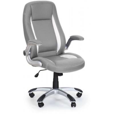 Saturn fotel biurowy popiel Halmar