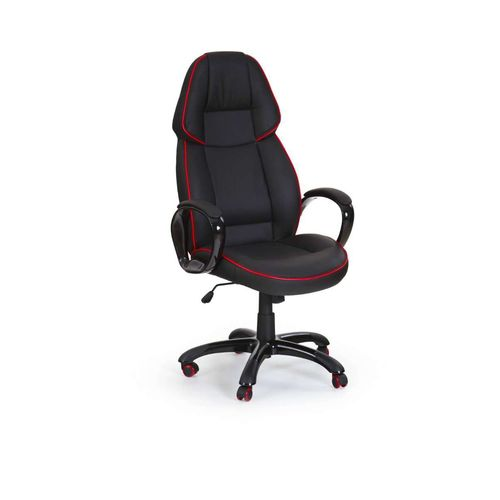 Rubin fotel biurowy czarny Halmar