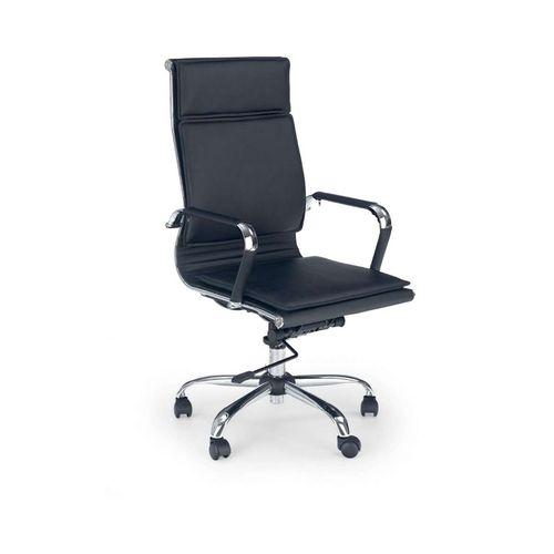 Mantus fotel biurowy czarny Halmar