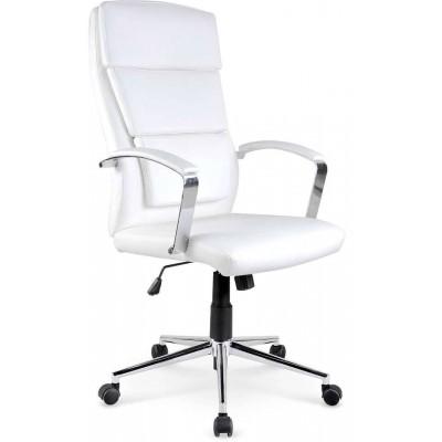 Aurelius fotel biurowy biały Halmar