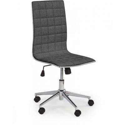 Tirol 2 fotel biurowy ciemny popiel Halmar