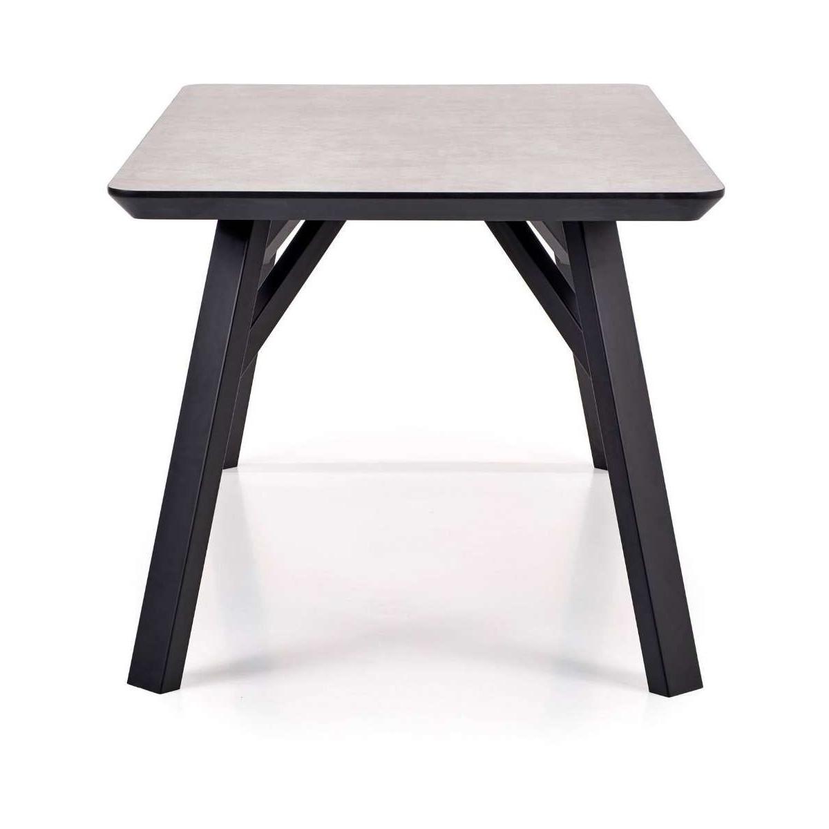 Halifax stół jasny beton