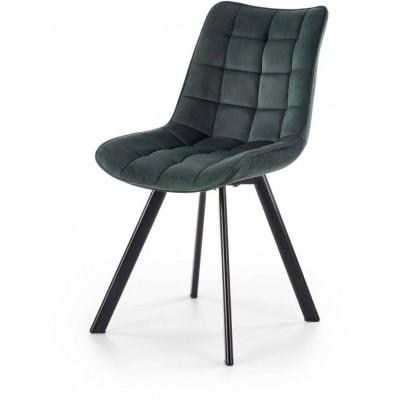 K332 krzesło ciemno zielone Halmar