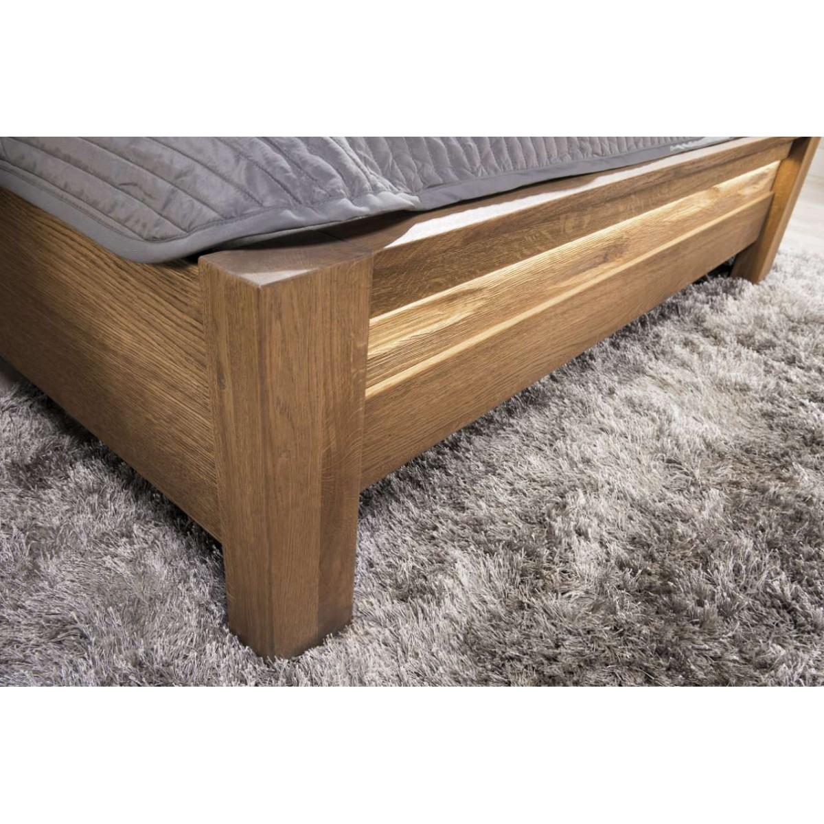 Łóżko 160 cm Velvet Typ 76