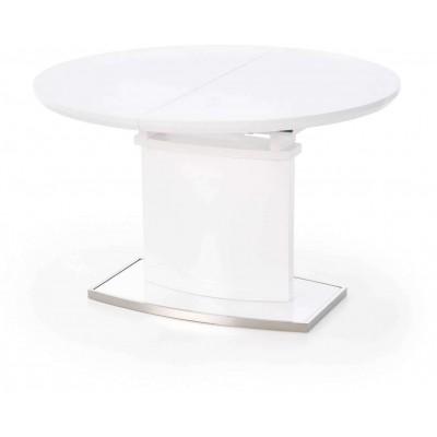 Federico stół rozkładany biały Halmar