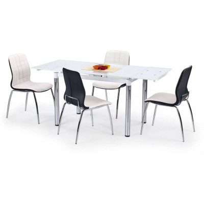 L31 stół rozkładany biały Halmar