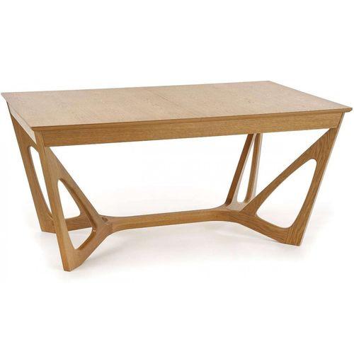 Wenanty stół rozkładany dąb miodowy Halmar