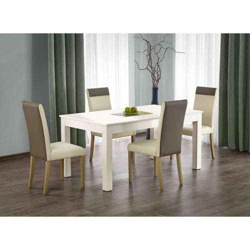 Seweryn stół rozkładany biały 160-300 cm Halmar