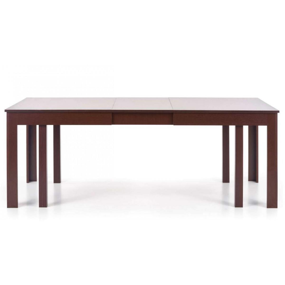 Seweryn stół rozkładany 160-300cm ciemny orzech