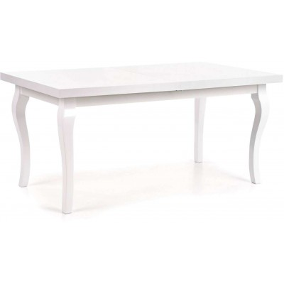 Mozart stół rozkładany 160-240 biały Halmar