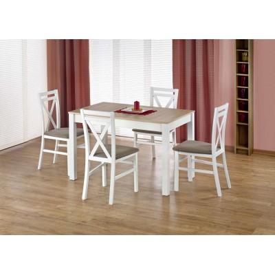 Maurycy stół rozkładany dąb sonoma / biały
