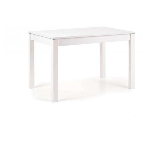 Maurycy stół rozkładany biały Halmar