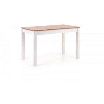 Ksawery stół dąb sonoma / biały