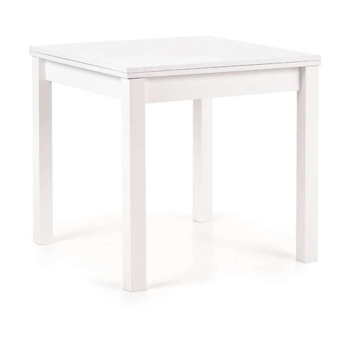 Gracjan stół rozkładany biały Halmar