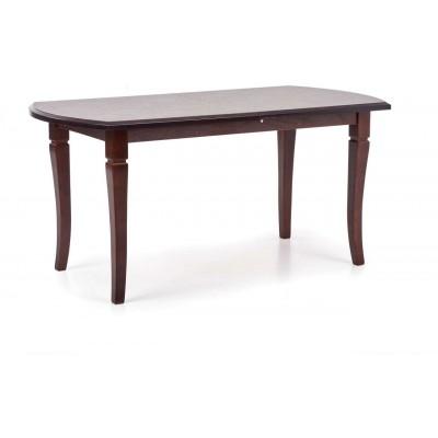 Fryderyk stół rozkładany 160/240cm ciemny orzech Halmar