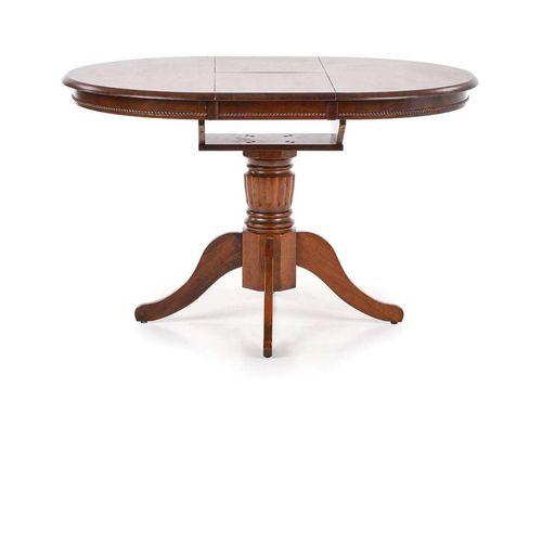William stół ciemny orzech Halmar