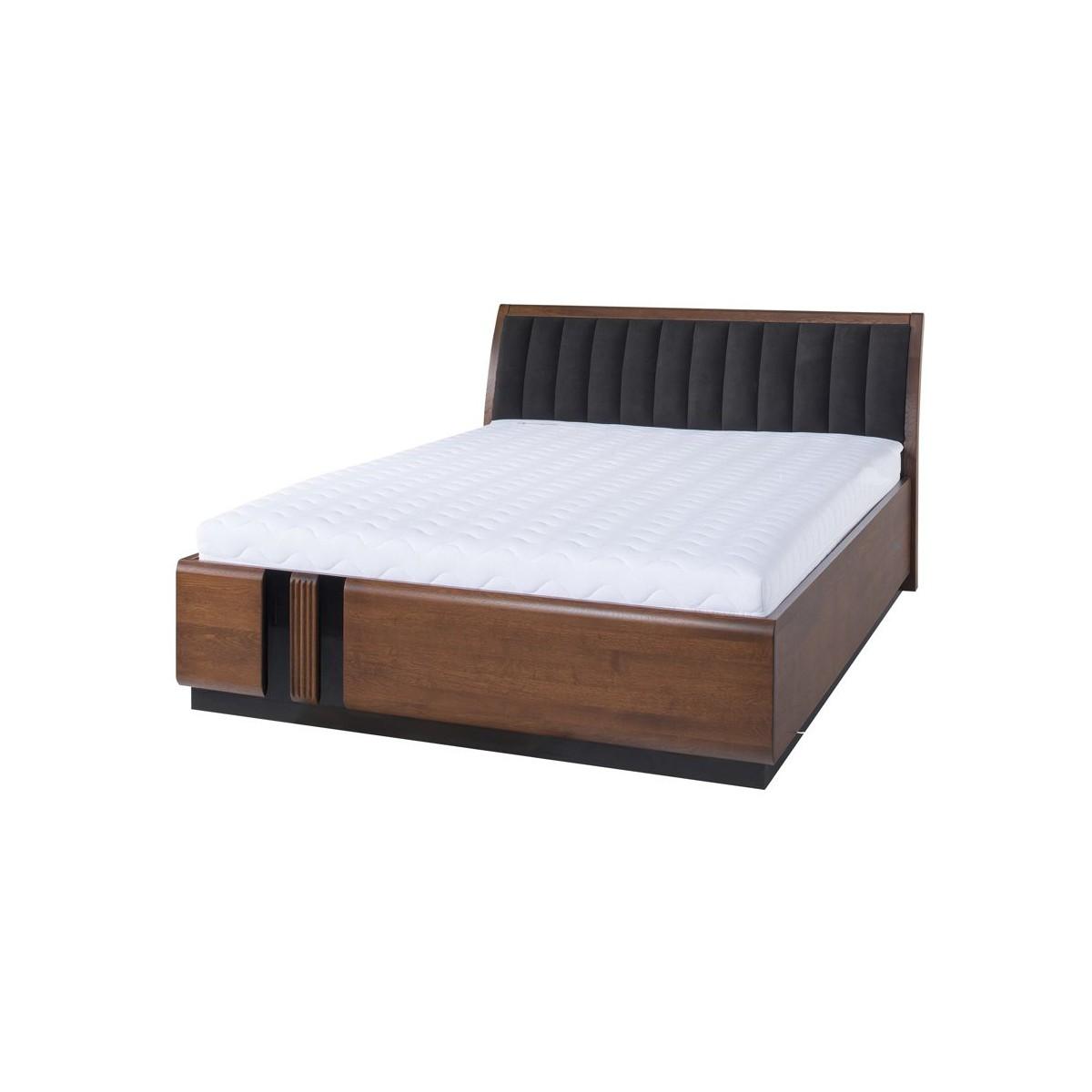 Łóżko 160 cm Porti Typ 76 Dąb Antyczny