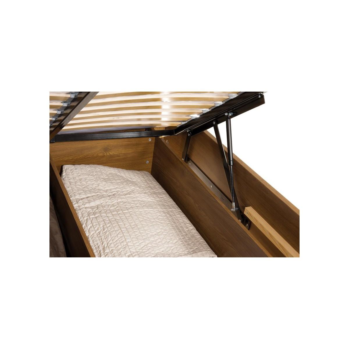 Łóżko 140 cm Velvet Typ 74
