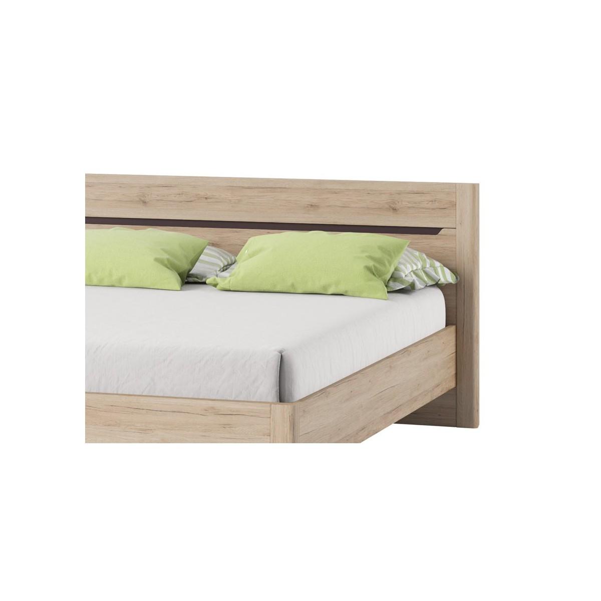 Łóżko 160 cm Desjo Typ 53
