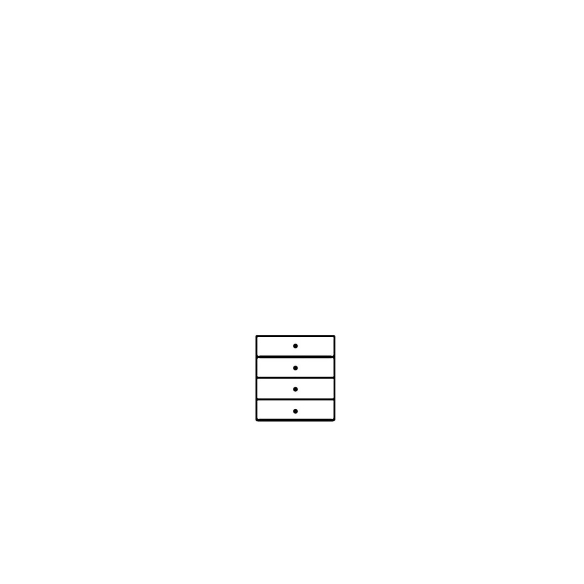 Komoda Milo Typ 06