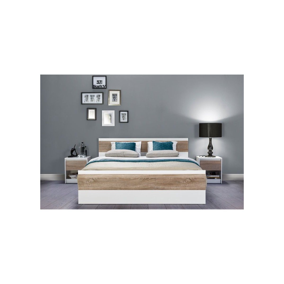 Łóżko 160 cm Wenecja Typ 03