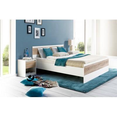 Łóżko 160 cm Wenecja 03 Szynaka Meble