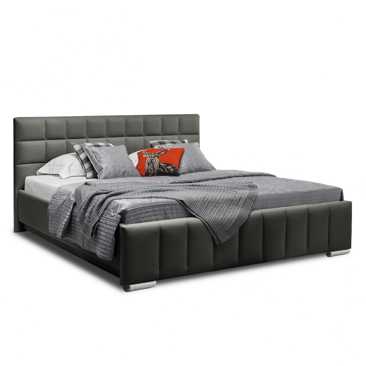Łóżko tapicerowane Kalipso H 160
