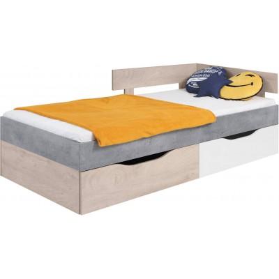 Sigma łóżko 90 SI15 L/P Meblar